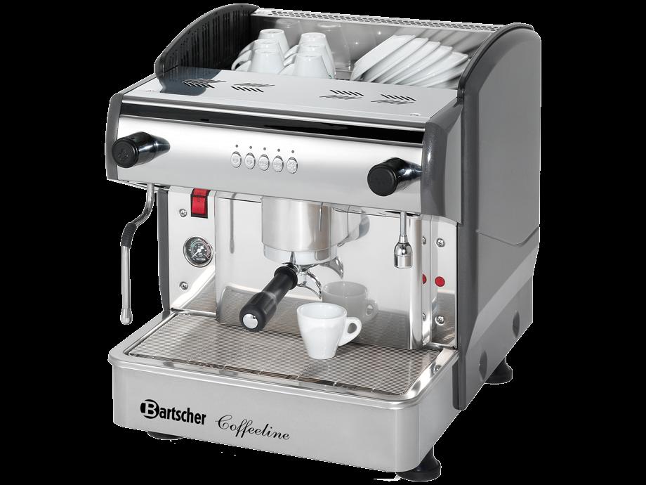 bartscher siebträgerkaffeemaschine  ~ Kaffeemaschine Für Gastronomie