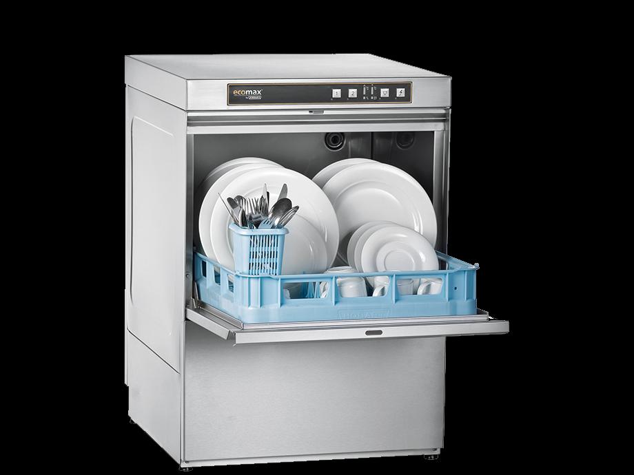 Geschirrspülmaschine ECOMAX 502 S12, Vollausstattung  ~ Geschirrspülmaschine Reiniger