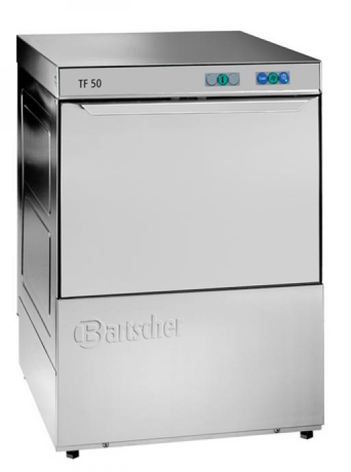 geschirrspülmaschine deltamat tf50, basisausstattung  ~ Geschirrspülmaschine Wasserverbrauch
